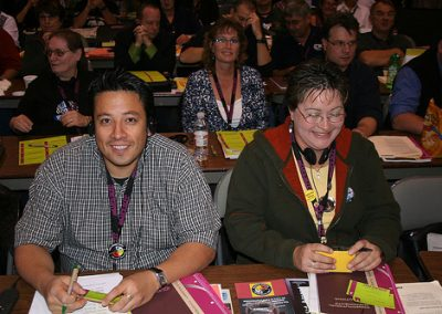 Gal 2007 CUPE National Convention 7